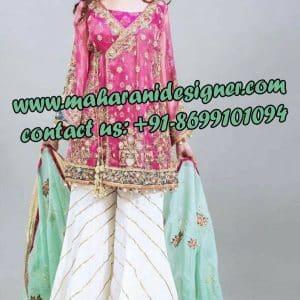 best designer boutiques in hoshiarpur , designer sharara suits