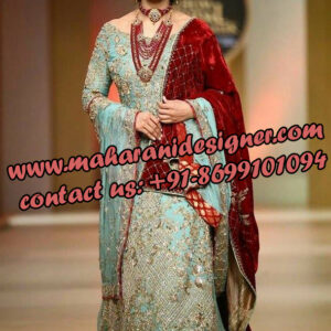 best boutique in jandialan , bridal lehenga