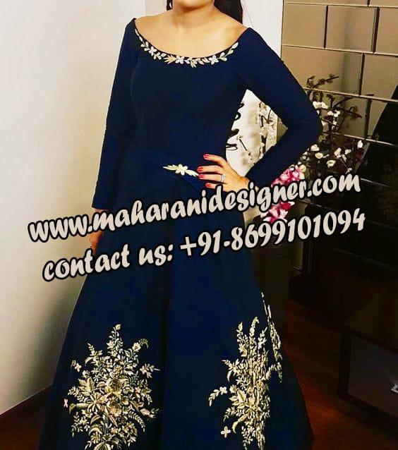 best designer boutique in jalandhar , party wear gowns