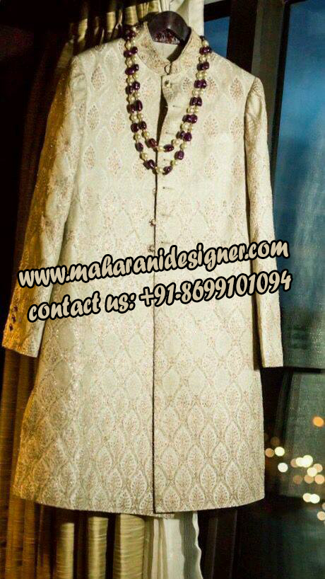best bridal shops in punjab , Designer Sherwani