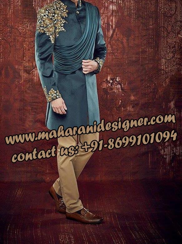 punjabi designer boutique in patiala , Designer Sherwani