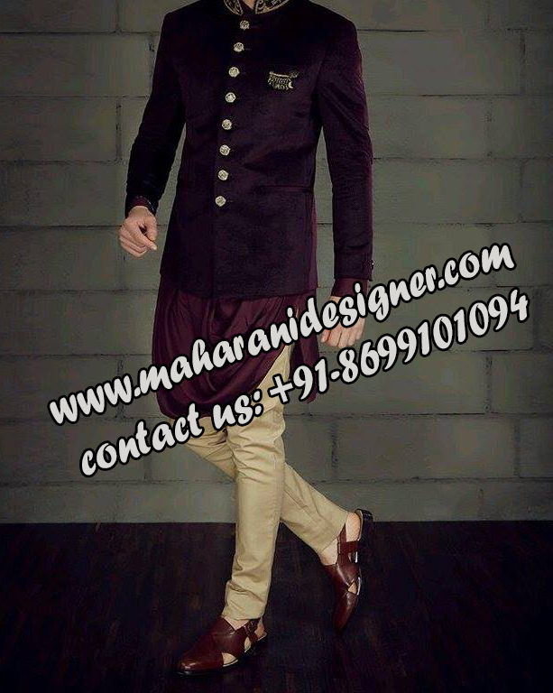 Designer Sherwani, boutique design punjabi salwar suit