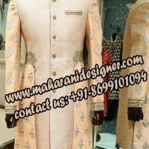 DESIGNER SHERWANI , boutique in punjabi suit