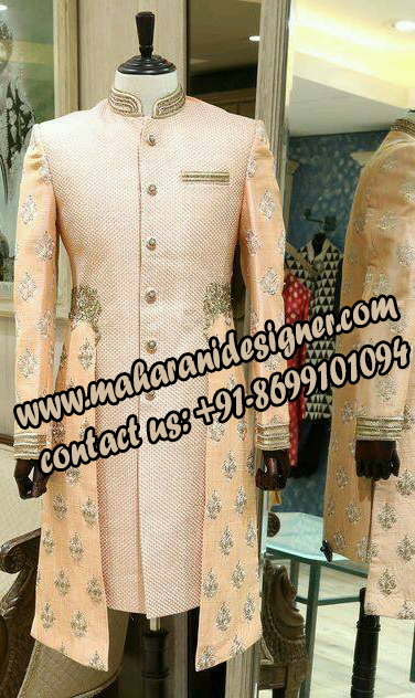 DESIGNER SHERWANI , boutique in punjabi suit