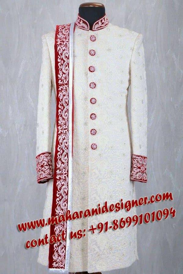 best price store in punjab , Designer Sherwani
