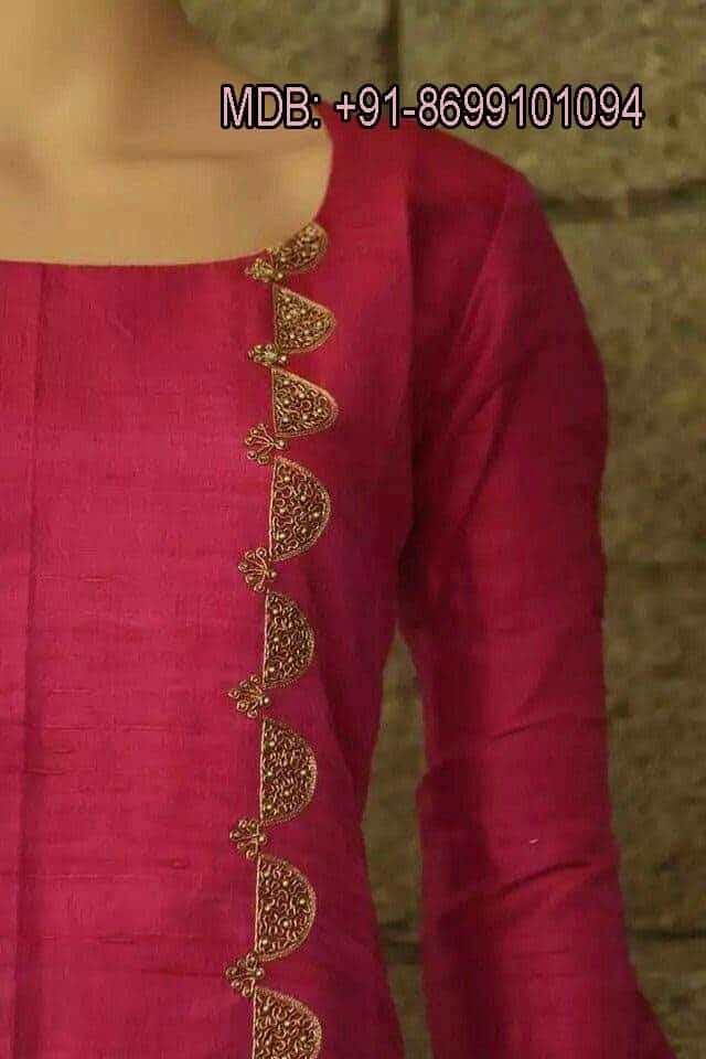 designer neck design | punjabi suits boutique in kapurthala on facebook