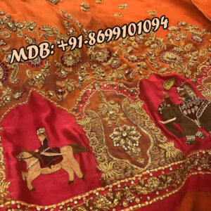 punjabi designer boutique in sangrur , Hand Work