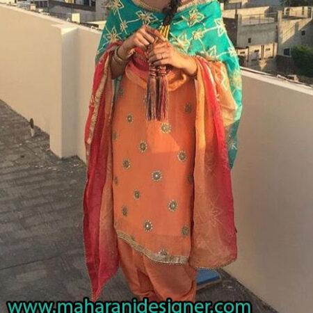 PATIALA SALWAR SUIT ONLINE , Designer Boutiques in Mansa
