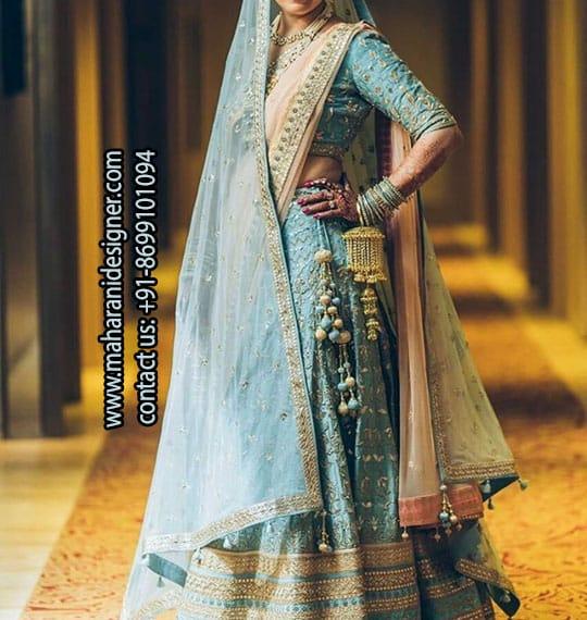 Designer Bridal Lehenga , Best Boutiques in Jalandhar