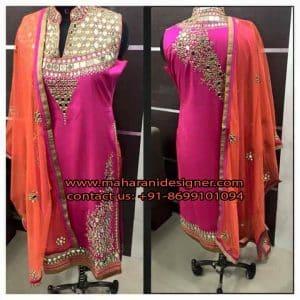 Designer Salwar Suit , Boutiques in Jalandhar, Branded Boutique