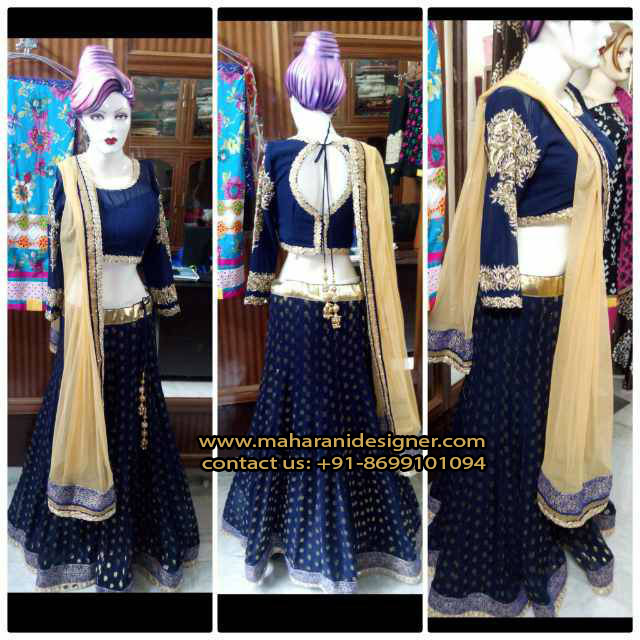171d946660 Designer Lehenga | Top 15 Boutiques In Hyderabad | MAHARANI