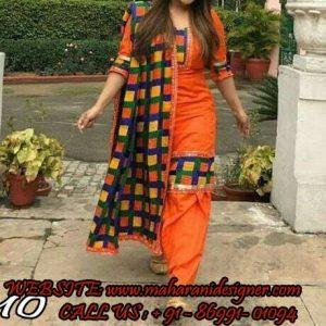 Designer Suits - Buy Salwar Suits Design , Salwar Kameez Online , Designer phulkari boutique