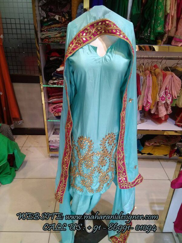 Salwar Suits Online , Top Boutiques in Moga