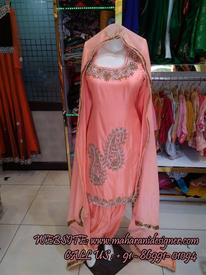 ONLINE SALWAR SUIT , Bridal Wear Shops in Moga