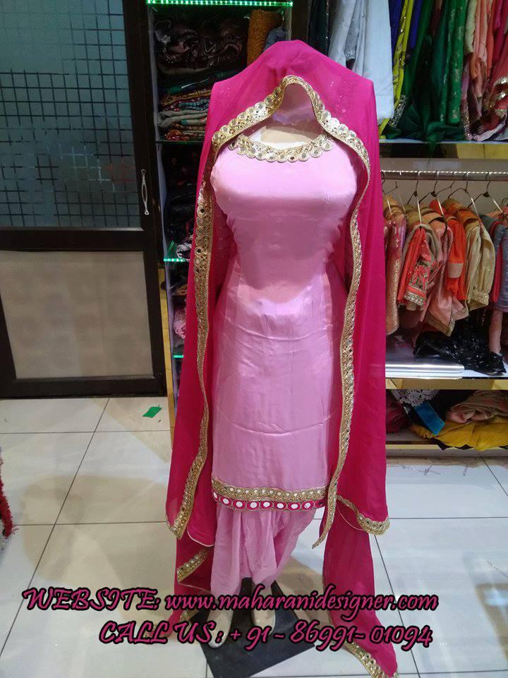 MAHARANI DESIGNER, Online Salwar Suits , Designer Boutiques In Batala