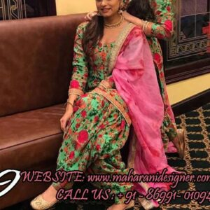 Salwar Suits: Latest Designer Suits, Salwar Kameez, Suits Online , Top Ladies Boutique in Malout