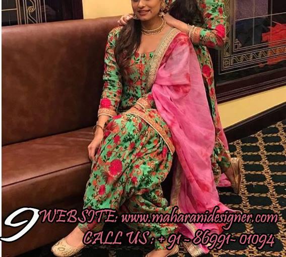 Salwar Suits: Latest Designer Suits, Salwar Kameez, Suits Online , Top Ladies Boutique in Malout