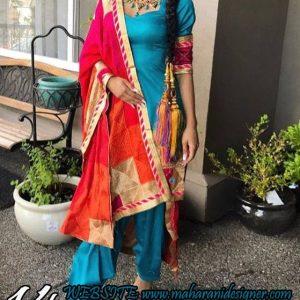 Salwar Suits Online , Best Designer Boutiques in Budhlada