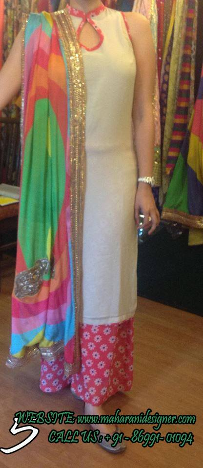 Designer Pajami Suit Online , Designer Boutiques In Faridkot