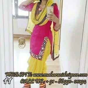 Salwar Kameez , Salwar Suits , Latest Designer Salwar Suits