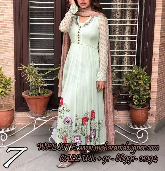 Buy Anarkali Dresses , Churidar Suits