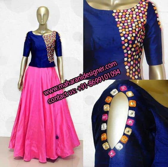 Online Designer Boutique in Jalandhar , Designer Lehenga Choli
