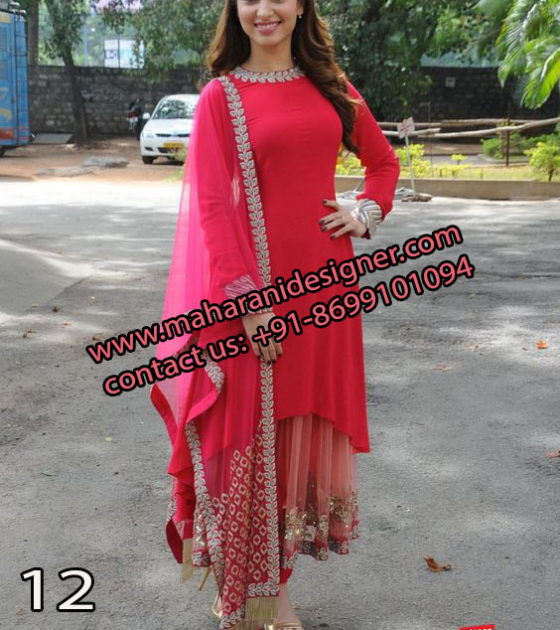 All Boutiques In Amritsar , Designer Frock Suit