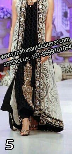 Boutique In Amritsar Ranjit Avenue, Designer Pajami Suit