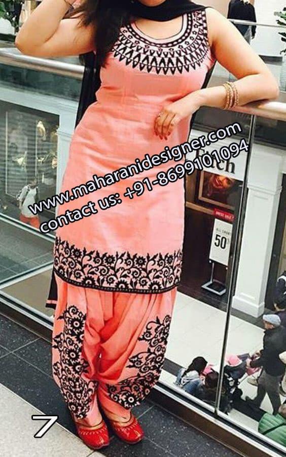 Designer Salwar Suit , All Boutiques In Amritsar On Facebook