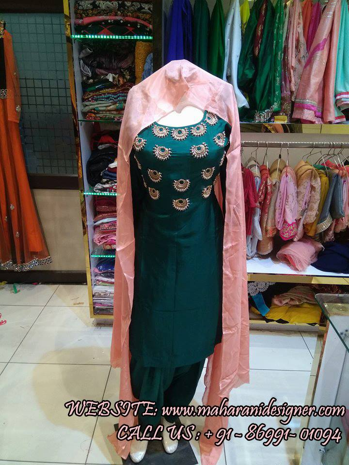Designer Salwar Suits ,Salwar Kameez ,Best Boutiques in Ludhiana