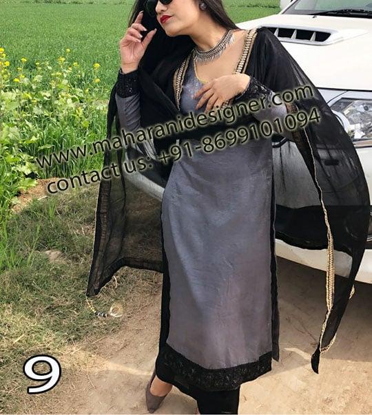 Boutiques In Ludhiana City , Trouser Suit