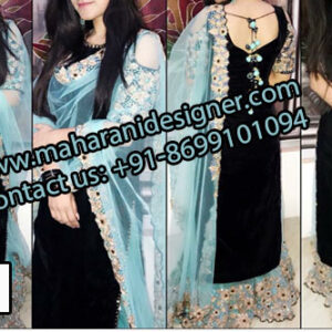 Best Boutique In Ludhiana , Designer Sharara Suit