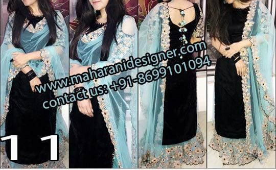 Best Boutique In Ludhiana , Designer Sharara Suit