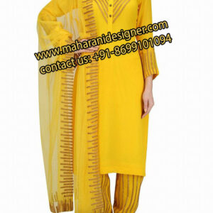 Designer Churidar Suits , Top 5 Boutiques In Ludhiana