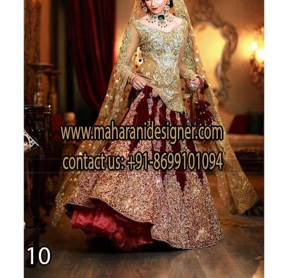 Designer Bridal Lehenga , Boutiques In Jagraon Punjab