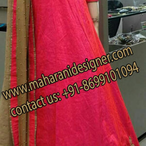 Designer Anarkali Suit , Best Boutique in Jalandhar Punjab
