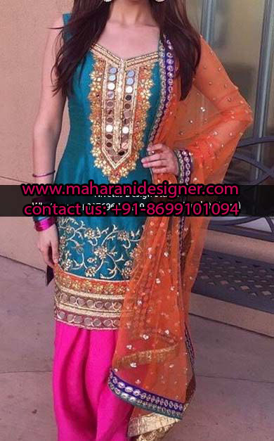 Boutiques in Hoshiarpur , Buy Salwar Suits Design