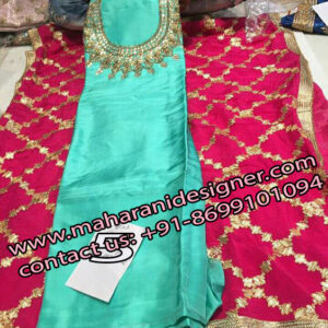 Designer salwar Suit , Best Ladies Boutique In Amritsar