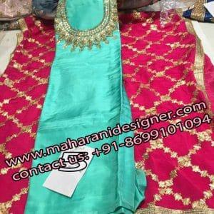 Designer salwar Suit , Best Ladies Boutique In Amritsar