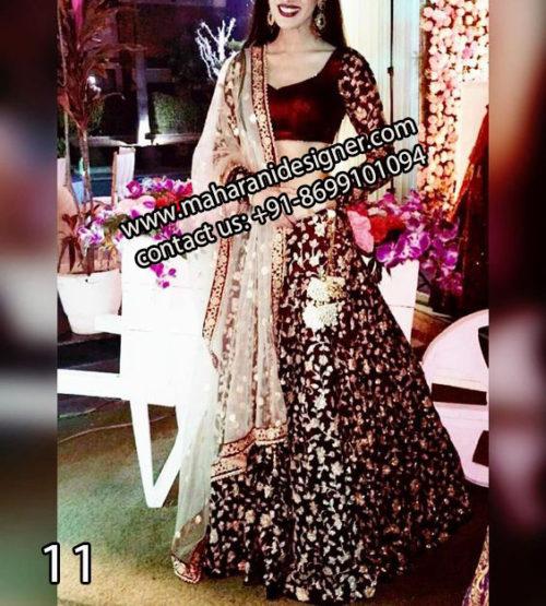 Bridal Lehenga , Boutique In Chandigarh Punjab India
