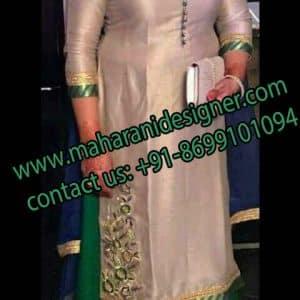 Punjabi Suits Boutiques In Amritsar , Designer Plazzo Suit