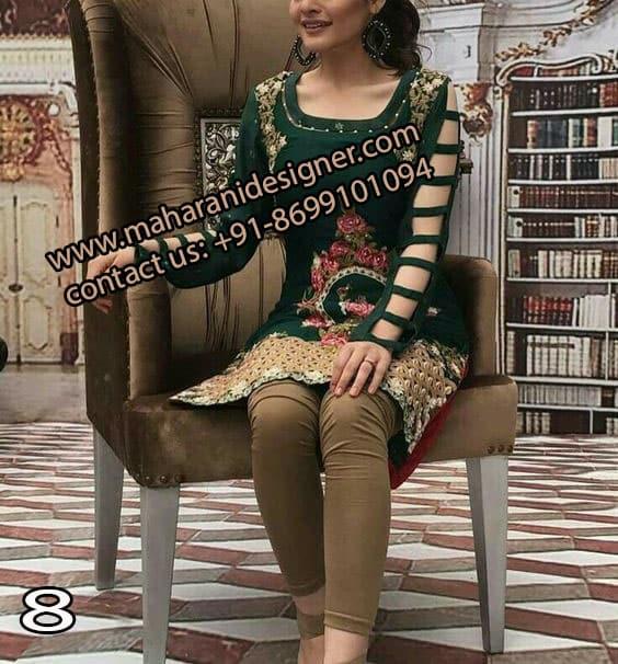 Boutique In Ludhiana Model Town , Designer Pajami Suit