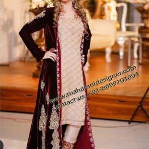 Designer Trouser Suit With Long Jaket , Ladies Designer Suits in Amritsar