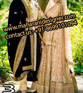Top Boutiques In Punjab , Bridal Wear
