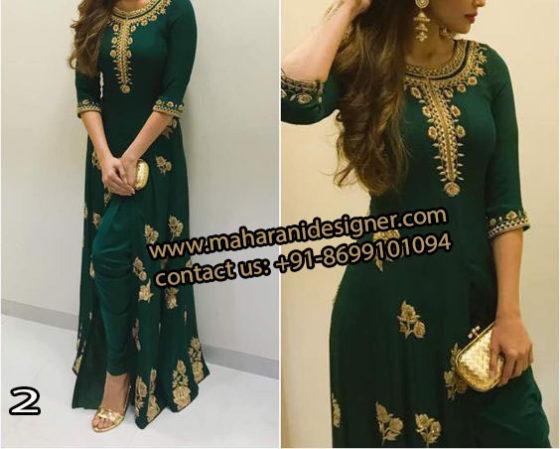 online Designer Boutiques In Amritsar , Designer Pajami Suit
