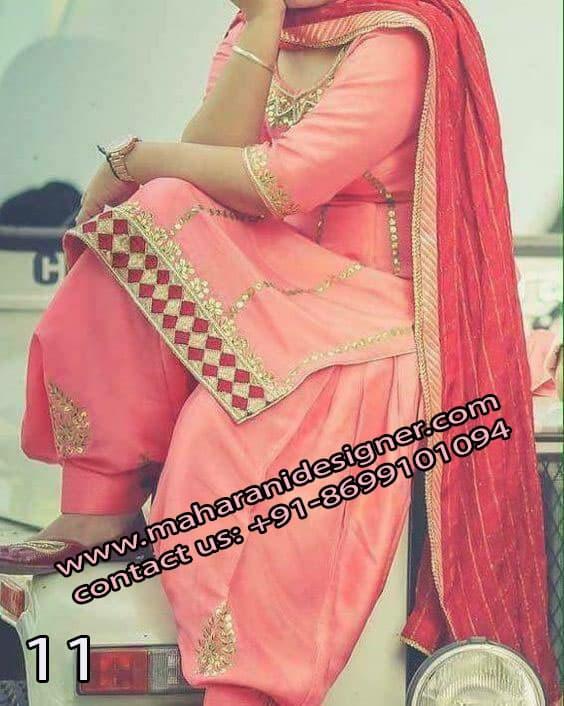 Designer Salwar Suits ,Best Boutique In Amritsar