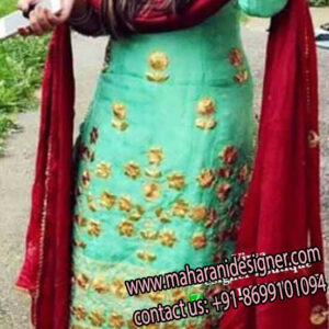 Latest Boutiques In Amritsar On Facebook , Designer Salwar Suit