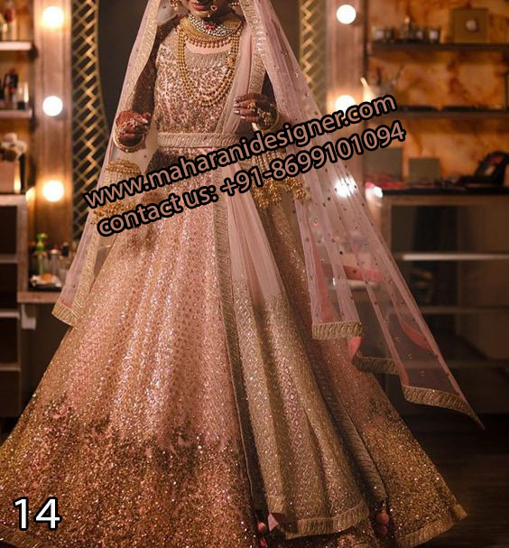Embroidery Boutiques In Punjab , Designer Bridal Wear