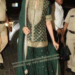 Stylish Online Sharara Suit , Designer Best Boutiques in Amritsar