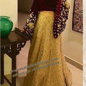 Designer Lehenga , Best Designer Botiques in Amritsar